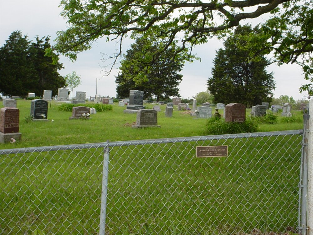 Central Christian Cemetery Headstone Photo, Central Christian Church Cemetery, Callaway County genealogy