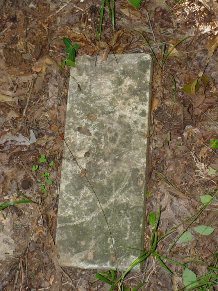 Judith Simco Fletcher Headstone Photo, Fletcher - Hill Cemetery, Callaway County genealogy